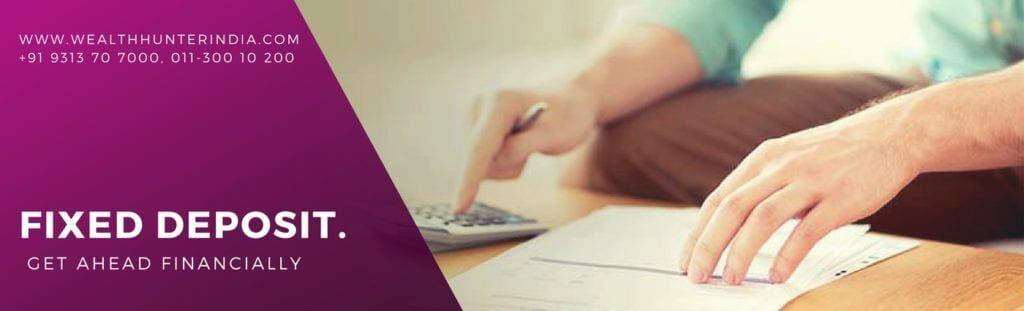 Fixed Deposit, Open FD Account Online, Tax Saving FD ...